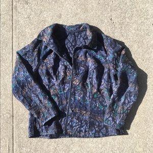 Jackets & Blazers - Vintage brocade jacket!